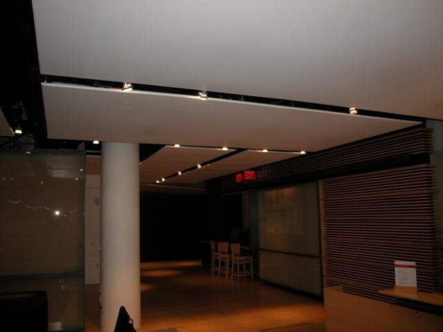 Techos y paramentos verticales acústicos 3